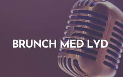 MCO MEdiabrunch: brunch med lyd