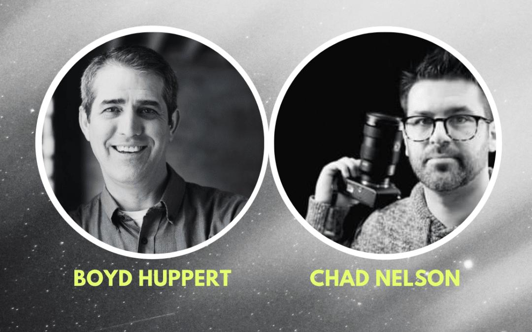 Storytelling m. Boyd Huppert & CHad NELSON